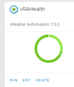 VMware vRealize Automation 7.3 – Upgrade and Health Check